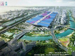 会展湾东城规划